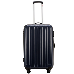 Encore 4 Wheel Trolley Luggage Bag - 24 inches